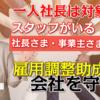 【雇用調整助成金】申請手続きの勘どころはズバリこれ!(4/24改訂版)